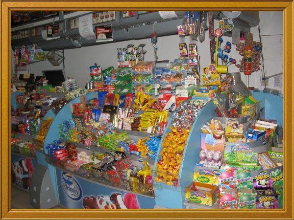 Fondo de comercio IMPERDIBLE y UNICO!!!: Caramelera